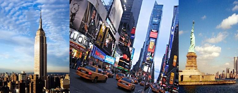 logo viaggio NY