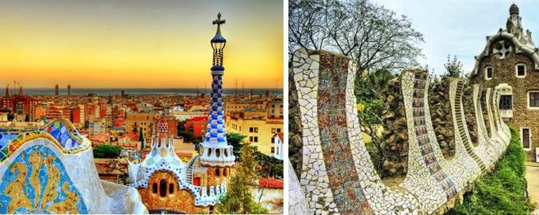 logo viaggio studio a Barcellona