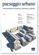 rivista paesaggio urbano