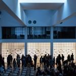 foto di Mattia Vacca installazione Immaginario alla casa del fascio 1