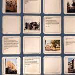 foto di Mattia Vacca installazione Immaginario  realizzata ad ottobre  alla Casa del Fascio di Como