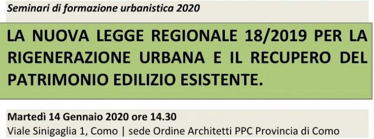 Seminario LR 18 RIGENERAZIONE URBANISTICA_14.1.2020 def
